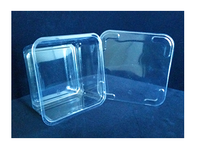 Clear Packaging Container Sample
