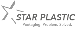 Star Plastic Logo and tagline